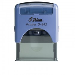Shiny Printer Line S842 38x14 mm