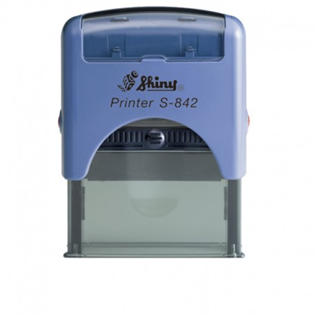 Shiny Printer Line S842 28x14 mm