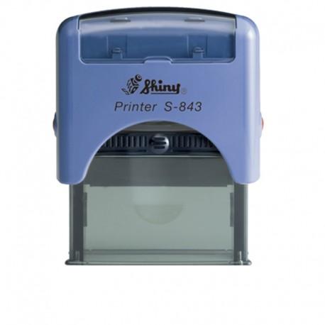 Shiny Printer Line S843 47x18 mm