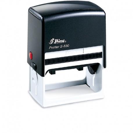 Shiny Printer Line S830 75x38 mm