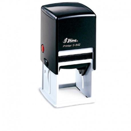 Shiny Printer Line S542 42x42 mm