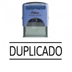 Fórmula Comercial - Duplicado