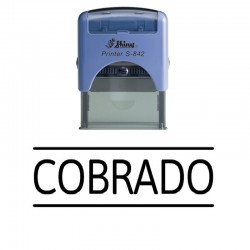 Fórmula Comercial - Cobrado