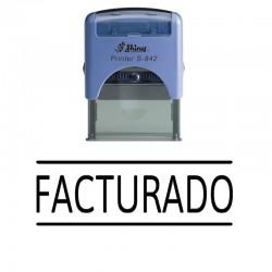 Fórmula Comercial - Facturado