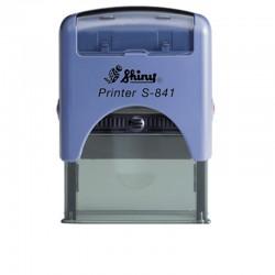Shiny Printer Line S841 26x10 mm